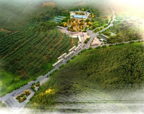 甘南州舟曲县旅游发展委员会舟曲县东山镇格楞梁观景台建设项目可研报告